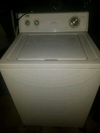 white top-load clothes washer Lafayette, 70508