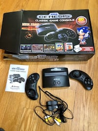 Sega Classic Game Console with 80 built in games New York, 11365