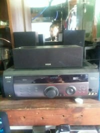 Rca home stereo receiver  Norfolk, 23518