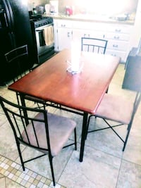 Kitchen table with 4 chairs  Atwater, 95301
