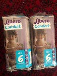 Libero diapers 13-20 kg/ str. 6  Sandvika, 1338