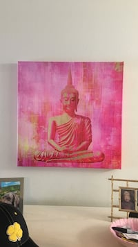 Buddha painting Fort Collins, 80525