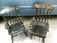 2 childs' rocking chairs Stephens City, 22655
