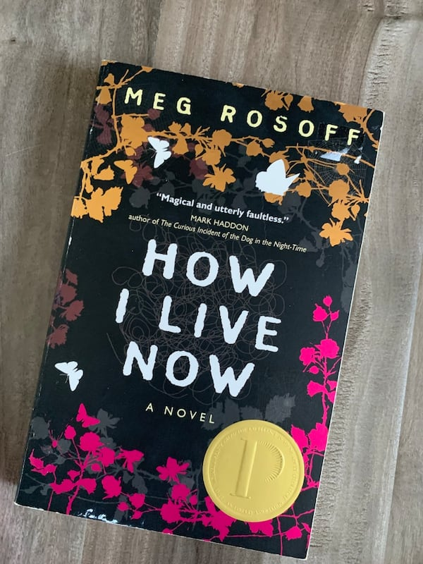 How i live now novel 0
