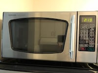 Emerson stainless microwave  Patterson, 12563