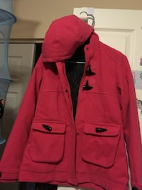 Pink(rose color )zip-up jacket Halifax, B3P 2S2
