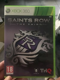 Jeux xbox 360 Saints row