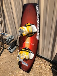 USED WAKE BOARD LIQUID SUPERSPORT 128 CM YOUTH Reno, 89506