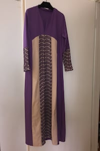 Long dress abaya