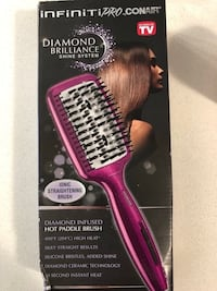 Conair Straightening Brush Mississauga
