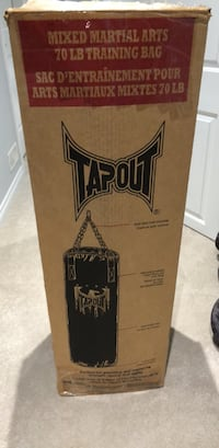 TapOut punching bag Vaughan, L4H 3T4