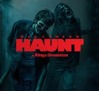 Kings Dominion HAUNT Tickets Arlington, 22214