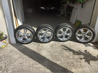 Tires and wheels  TAMPA