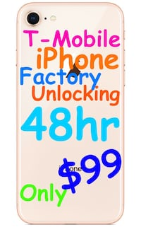 T mobile iPhone factory unlocking