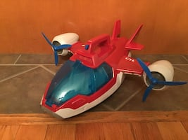 Paw patrol lights and sounds plane