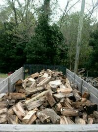 Seasoned firewood read for delivery $285 delivery  Upper Marlboro, 20772