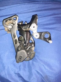 Shimano M6000 Shadow rear derailleur  10 speed. Albuquerque, 87184