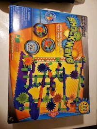 Marble Mania Shockwave. NIB. Techno Gears educational toy set.  NEW.