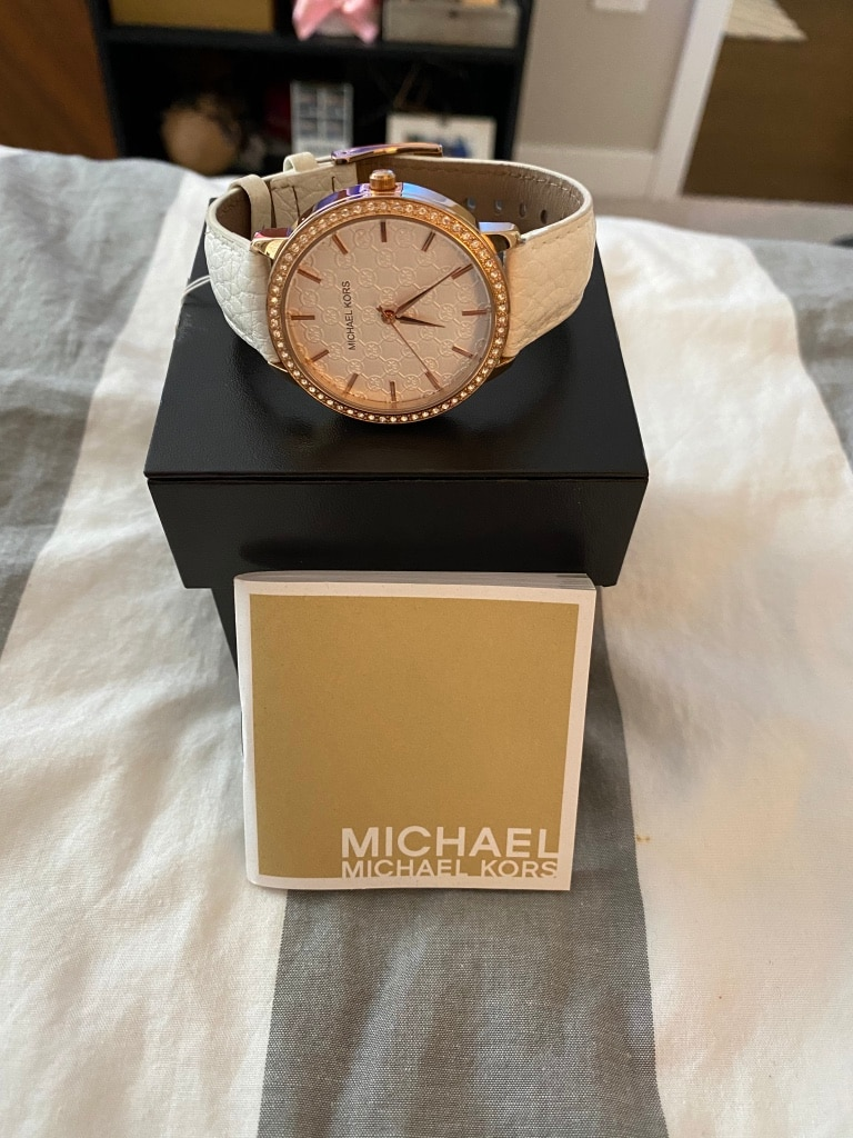 Photo Like New Michael Kors Lady Nini Watch - MK2223