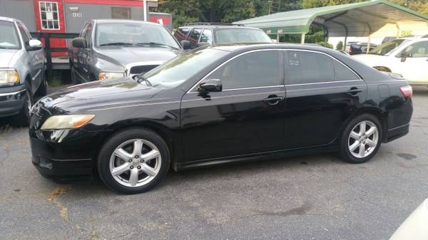 Used 07 Toyota Camry Xle Loaded For In Lithonia