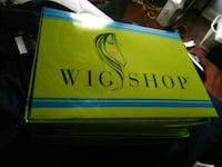 2 wigs by Wig Shop (Brand new, Never Used) Atlanta