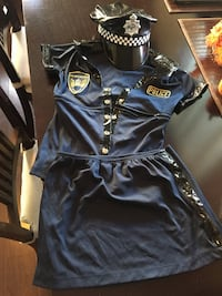 Size small cap costume New Westminster, V3M 5H4