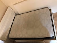 Mattress and bed frame for sale  Toronto, M5B 0A5