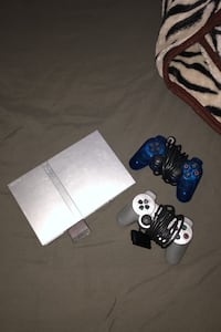 PlayStation 2 and all of the games I have