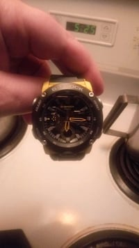 Casio G-Shock sports watch