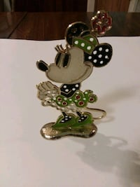 Vintage Minnie Mouse Earring Holder  Hagerstown