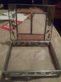 stainless steel framed glass box Hagerstown, 21740