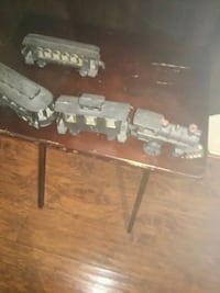 Cast iron train Thibodaux, 70301