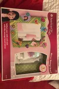 American Girl Crafts Mirror Message Board McLean, 22102