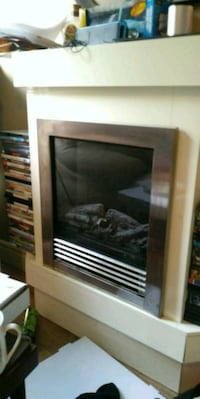 Fire place with lights  Windsor, N9A 3A2