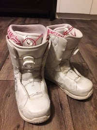 pair of K2 snowboarding boots Arlington, 22201