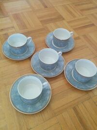 Tea/Coffee Cup Set