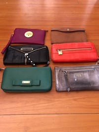 Wallet (Mulberry; Bester Johnson; Badgley Mischka; Buxton; Anne Klein; Coach) Option-1 piece- $ 12 Лос-Анджелес, 90033