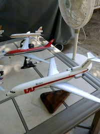 white and red quadcopter drone Fresno, 93703