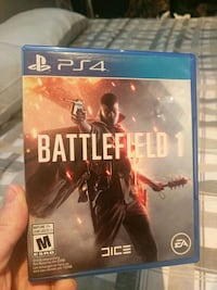 Battlefield 1 PS4 (GREAT CONDITION) Port Coquitlam, V3B 4A8
