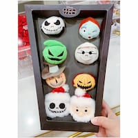 2016 NIGHTMARE BEFORE CHRISTMAS BOX SET TSUM TSUM (PRICE IS FIRM) Toronto, M4B 2T2