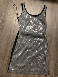 Material girl sequin dress