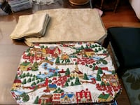 Placemats and napkins  festival  2388 mi