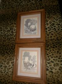 two brown frames wall decors Pinson, 38366