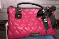 Fluorescent Pink BETSEY JOHNSON PURSE Oshawa, L1H 1A1