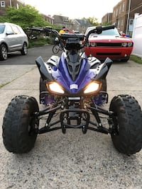 Tao Tao 125 Quad, 1 owner quad barley used need bigger bike.OBO.In good conditions, works good on road and off-road such as snow, rain and ext. Philadelphia