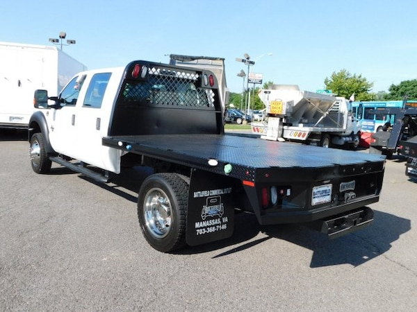 Ford Super Duty F-550 DRW 2016 7