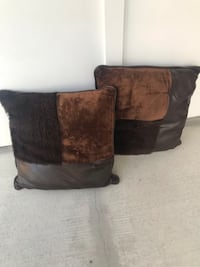 brown and black throw pillow Orlando, 32801