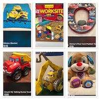 Toys for sale in great condition  Mississauga, L5J 1R2