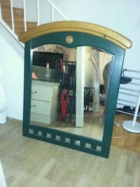 Nice Solid Wood Framed Mirror  Las Vegas, 89119