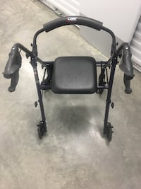 Carex walker with seat and storage bag Newport News, 23602